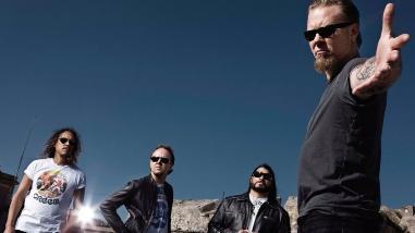 Metallica se encuentra