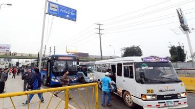 Reabren tránsito entre las avenidas Javier Prado Este y Aviación