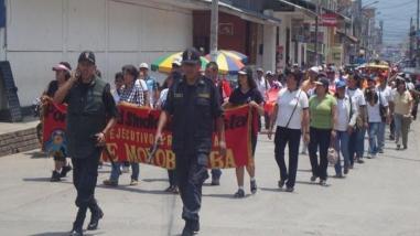 Pobladores anuncian marcha por la seguridad ciudadana en Moyobamba