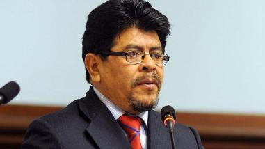 Gamarra: No estuve obligado de consignar la sentencia al JNE