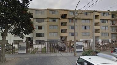 Obrero cae del cuarto piso de edificio en urbanización Santa María