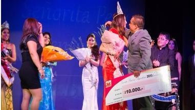 Señorita Perú en Argentina recibió $10,000 de premio
