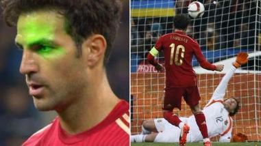 Eurocopa 2016: Cesc Fábregas falló penal en su partido cien con España