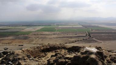 Advierten que ciudad prehispánica Chuquitayap es amenazada por invasores