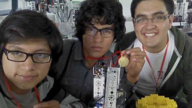 Cajamarca representará a Perú en mundial de robótica en Qatar