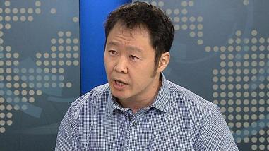 Así defendió el congresista Kenji Fujimori la campaña 'Chapa tu choro'