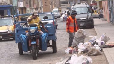 Obreros de limpieza pública tendrán nuevos horarios de trabajo