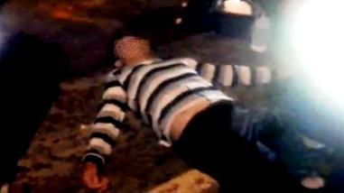 Chapa tu choro: taxista noquea a sujeto que pretendió asaltarlo en Trujillo