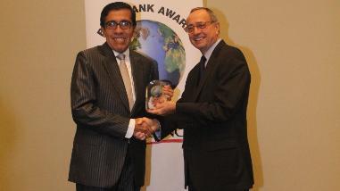 BCR obtuvo la mejor calificación en América por su gestión monetaria