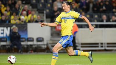 YouTube: Zlatan Ibrahimovic y una clase de definición con su selección