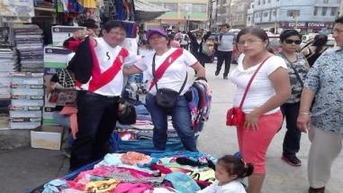Norteños se preparan para alentar al seleccionado peruano