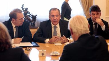 Rusia y EE.UU vuelven a las conversaciones para evitar incidentes en Siria