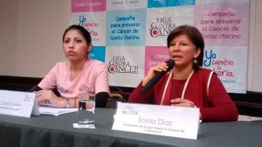 Cajamarca registra más de 700 casos de cáncer de cuello uterino al año