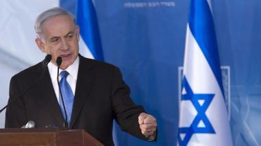 Netanyahu: Israel ajustará cuentas con los asesinos de policías