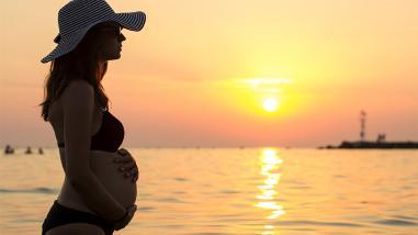 Los bebés nacidos en verano son más altos y sanos en su adultez