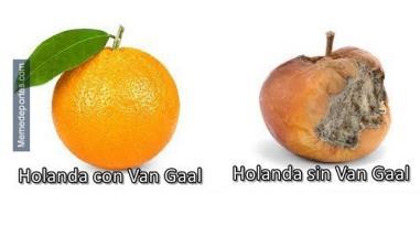 Holanda no clasificó a la Eurocopa 2016 y los memes no se hicieron esperar