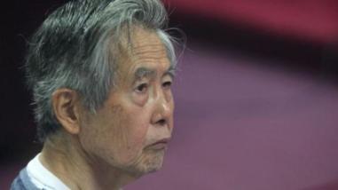 Fujimori sigue internado y recién mañana sería dado de alta
