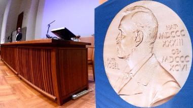 Suecia entrega los Premios Nobel a once hombres y tres mujeres