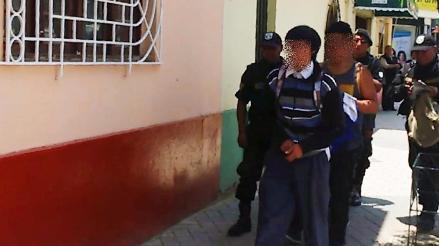 Huancayo: cinco escolares fueron intervenidos en estado de ebriedad