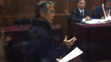 Alberto Fujimori regresó a prisión de la Diroes