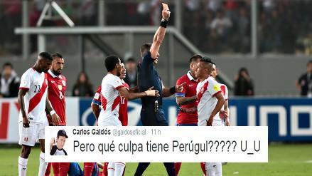 Así reaccionó Chollywood tras la derrota de Perú ante Chile