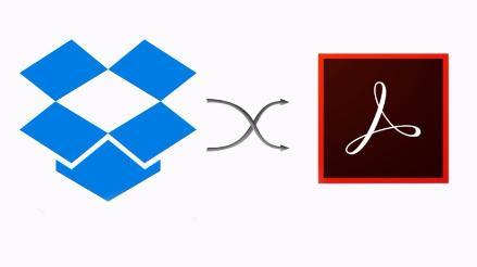 Dropbox y Adobe se unen para facilitar el trabajo de archivos PDF