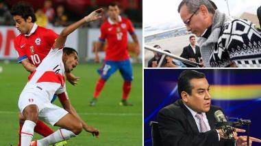 Resumen: Gustavo Adrianzén: Procuradores no están prohibidos de declarar en medios, Caso Orellana: Ministerio Público halla pruebas extraviadas en 2014 y Perú cayó 4-3 ante Chile y volvió a decepcionar en Eliminatorias