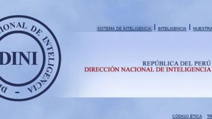 Actividades de inteligencia operativa de la DINI continuarán suspendidas