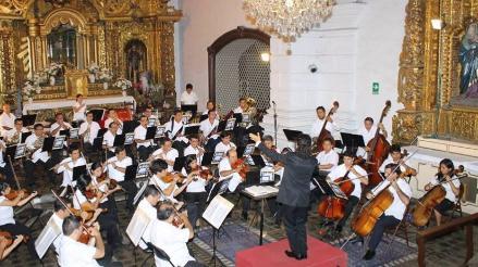 Orquesta Sinfónica de Trujillo se presenta este 19 en el Teatro Nacional