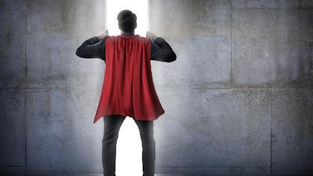 """Pasos para dejar salir al """"superhéroe"""" que llevas dentro"""