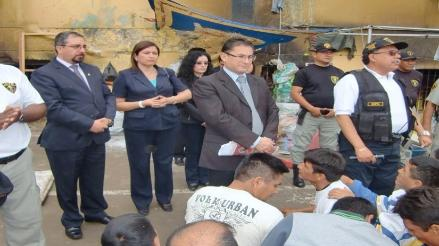 Fiscalía ya investiga presuntos hechos de corrupción en penal de Chiclayo