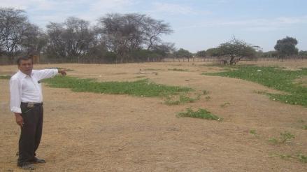 Lambayeque: I.E. Gustavo Mohme de Olmos en riesgo ante lluvias de El Niño