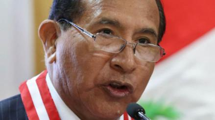 PJ pide al Congreso aprobar proyecto que evita mal uso del hábeas corpus