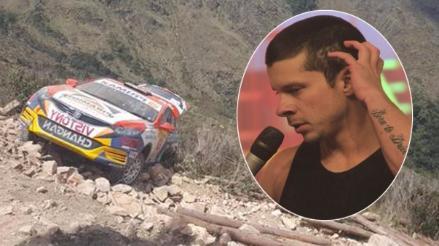 Mario Hart salvó de morir en Caminos del Inca 2015