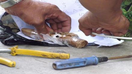 Huaura: extorsionadores amenazan con dinamita a empresario