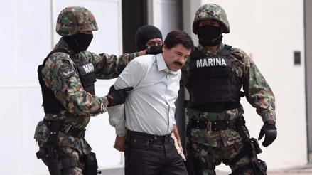 El 'Chapo' Guzmán resultó herido tras intentar huir de la policía en México