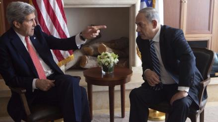 John Kerry y Netanyahu se reunirán en Europa en los próximos días