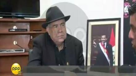 En Gana Perú dicen desconocer sobre la renuncia de Espinoza
