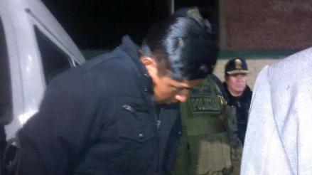 Detienen a hombre que secuestró y violó a su conviviente