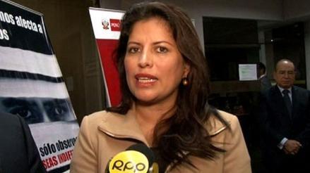 Carmen Omonte: Voy a postular nuevamente al Congreso