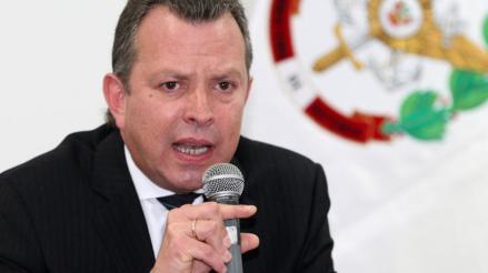 Mindef: Inteligencia del Ejército no realizó seguimiento a Luis Iberico