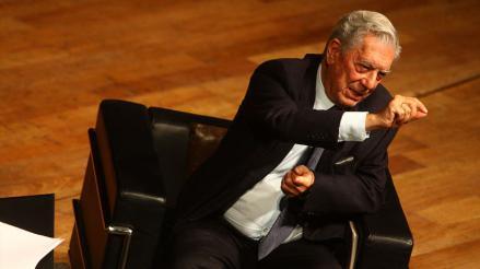 Vargas Llosa: La primera vez que leí El Quijote fue un fracaso
