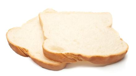 Comer dos panes blancos al día eleva el riesgo de obesidad
