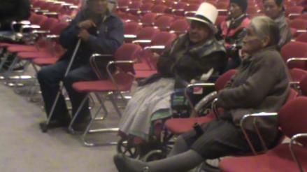 Personas con discapacidad se reunieron y analizaron problemáticas