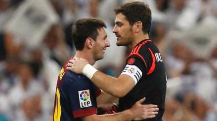 Lionel Messi: Iker Casillas aseguró que 'Lio' es el mejor delantero enfrentó
