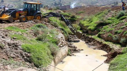 Continúan trabajos de preparación ante Fenómeno El Niño