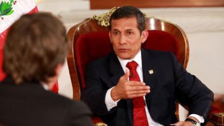 """Humala: """"Espinoza no ha comunicado su renuncia al Partido Nacionalista"""""""