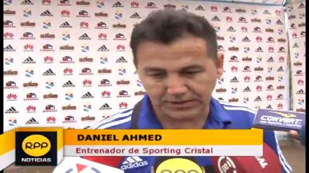 Sporting Cristal: para Ahmed y Lobatón, Municipal solo fue la pelota parada