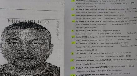 Lambayeque: madre denuncia sustracción de su hijo y corrupción en el PJ