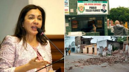 Resumen: Espinoza asevera que envió carta de renuncia al Nacionalismo, Mujer evangélica fue asesinada en su casa por sujeto que acogía y terremoto en Argentina deja un muerto y 30 heridos